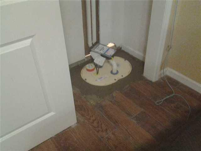 Basement Apartment Waterproofed in North Bergen, NJ
