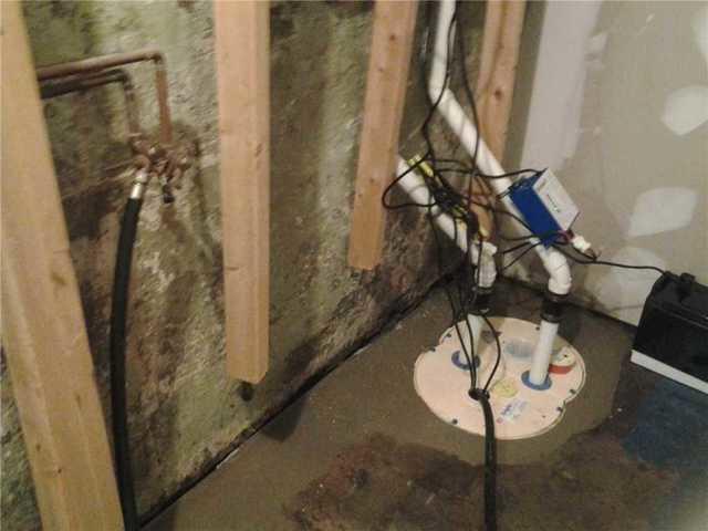 Sump Pump Installation in Hasbrouck Heights