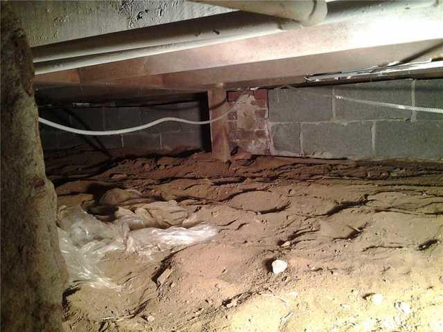 CleanSpace Liner Install - Crawl Space Transformation in Middletown