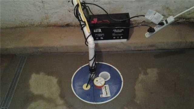 Sump Pump Installation in Mahwah, NJ