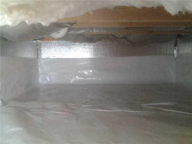 Crawl Space Insulation to Stop Freezing Pipes in West Orange, NJ