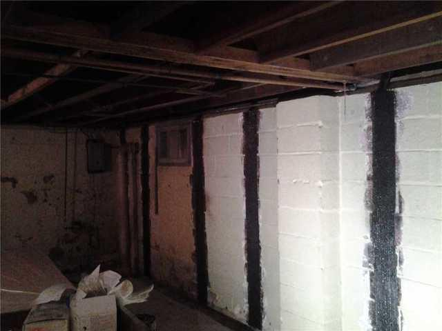 Rahway, NJ Foundation Repair with Carbon Armor