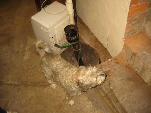 SuperSump installed in Stirling