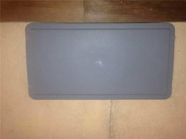 Crawl Space Vent Cover Installed in the Township of Washington, NJ