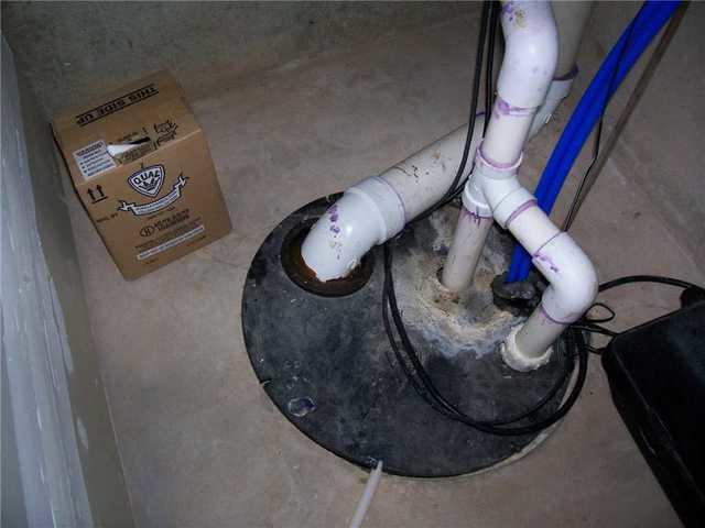High-Grade Sump Pump Installed in Pemberton, NJ