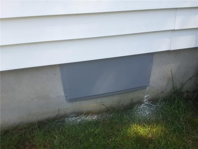 Crawl Space Vent Covers Installed in Little Egg Harbor, NJ