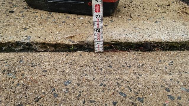 Uneven Sidewalk Fixed in North Brunswick, NJ