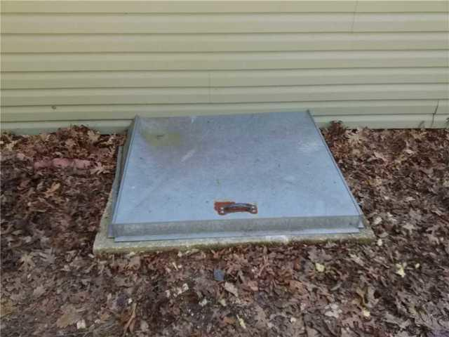 Crawl Space Door Installed in Lacey Township, NJ