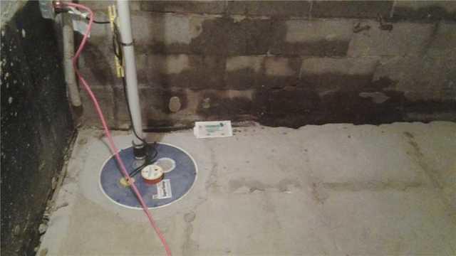 Keeping Warren, NJ Dry with Basement Vapor Barrier Installation
