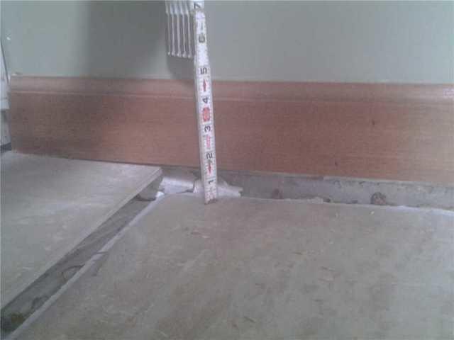 Concrete Leveling in Lake Hiawatha, NJ