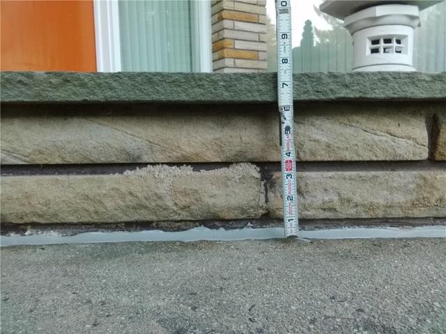 Lifted Concrete Slab in Zarephath, NJ