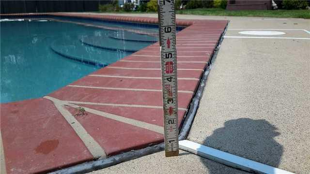 Concrete Pool Slab Raising in Randolph, NJ