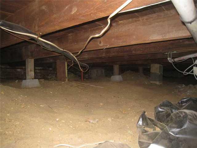 Crawl Space Structural Support Keeps Keyport, NJ Safe