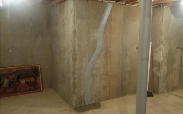 Repairing a Basement Crack in Princeton, NJ