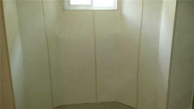 ZenWalls and waterproofing fix wet wall problem in Kearny, NJ basement!