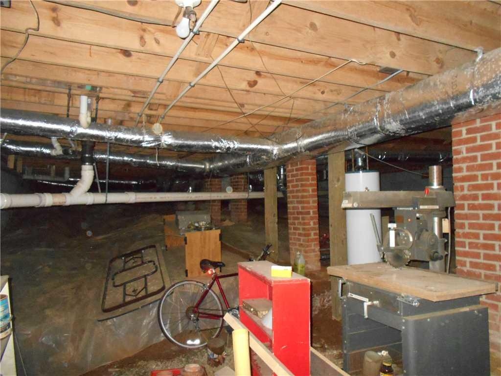 Crawl Space Repair in Chapel Hill, NC - Before Photo