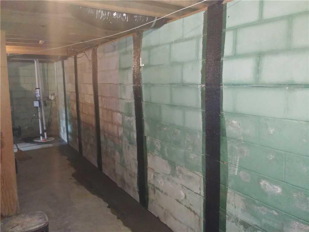 Foundation Repair and Waterproofing in Zebulon, NC - After Photo
