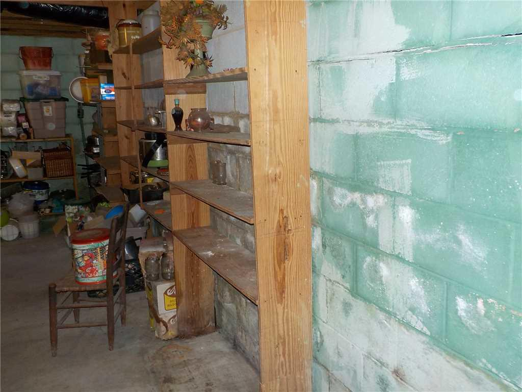 Foundation Repair and Waterproofing in Zebulon, NC - Before Photo