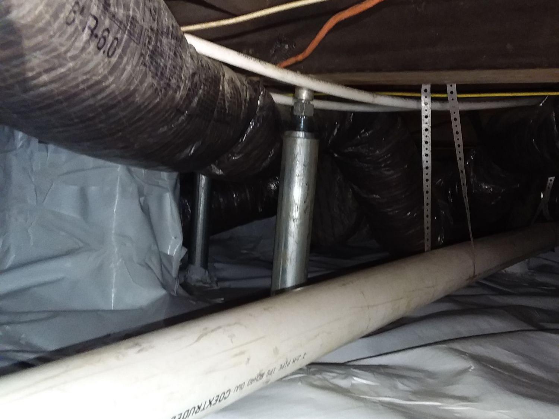 Crawlspace Repair in Edenton, NC - After Photo