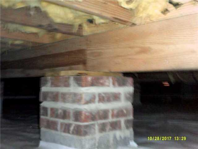 Crawl Space Jack Support in Cary, NC