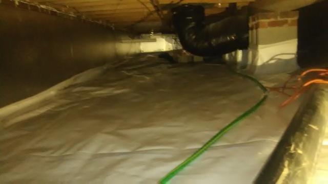 Crawl Space Repair in Raleigh