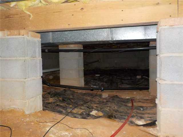 Crawl Space Repair in Raleigh, NC