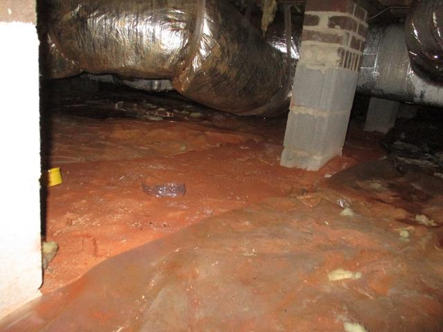 Crawl Space Encapsulation in Spring Hope, NC