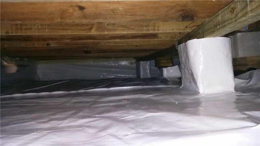 CleanSpace Technology Protects Union Pier Home - After Photo