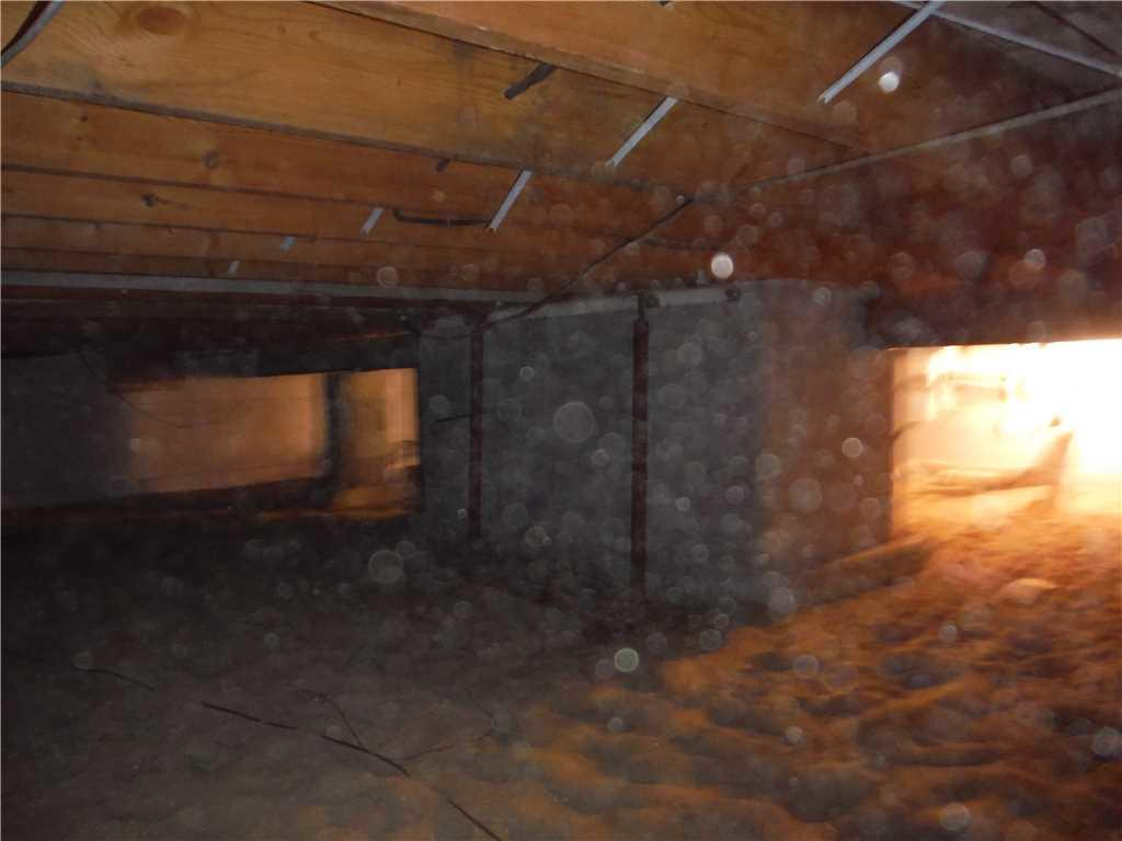 Lincoln, MI Crawl Space is Rid of Future Mold Problem - Before Photo