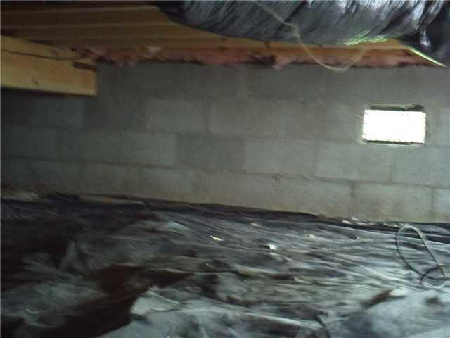 CleanSpace Protects Big Rapids, MI Crawl Space