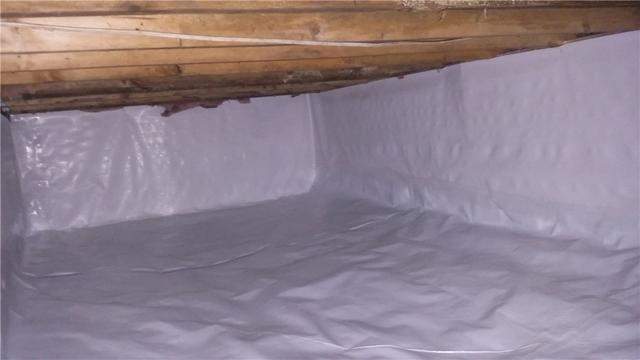 CleanSpace Puts an End to Stanwood, MI Moisture Problems