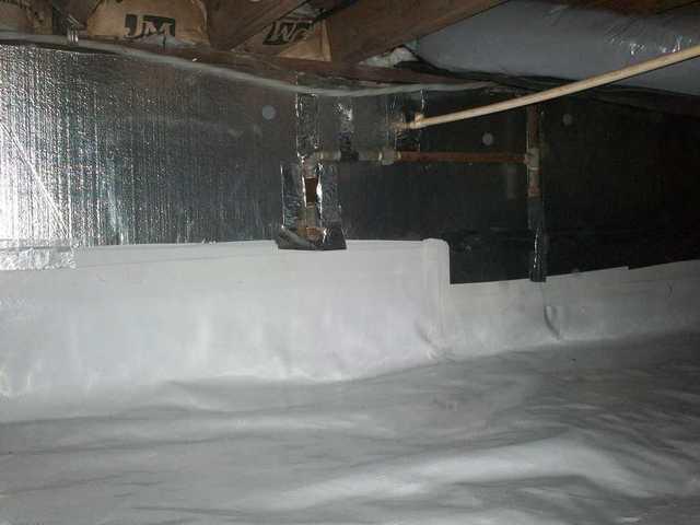 Insulation & CleanSpace System Installed in Clarklake, MI