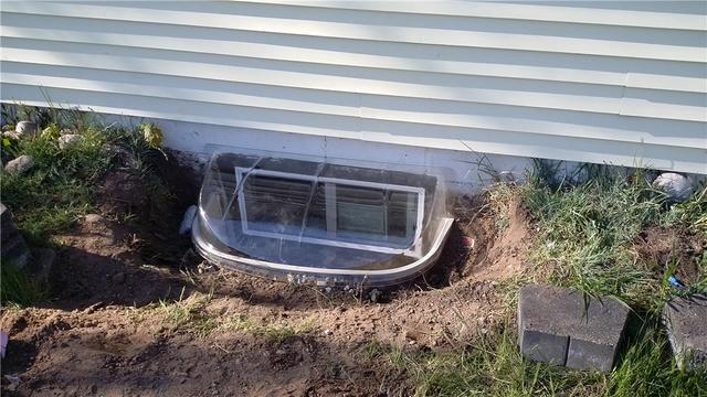 Window Wells Get an Upgrade in Gaylord, MI