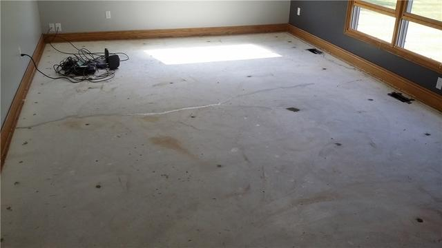 PolyLevel Raises a Floor in Marcellus, MI