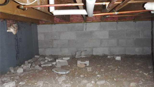 Boyne City, MI Crawl Space Becomes Energy Efficient