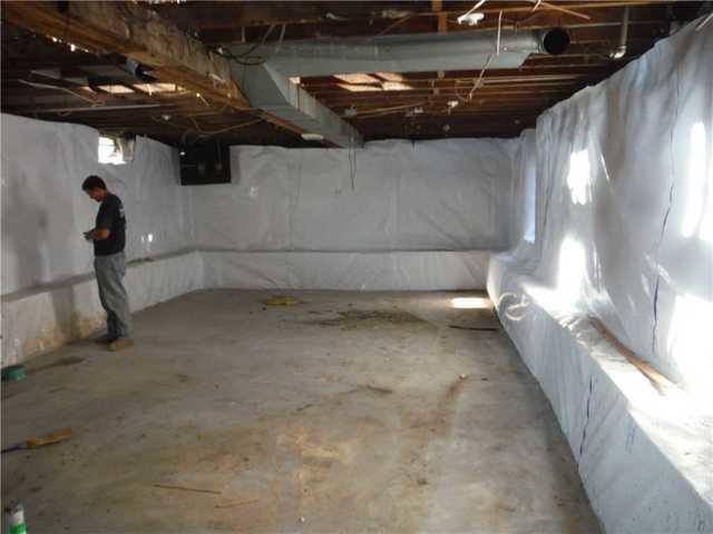 Transformed Crawlspace in Grand Rapids, MI
