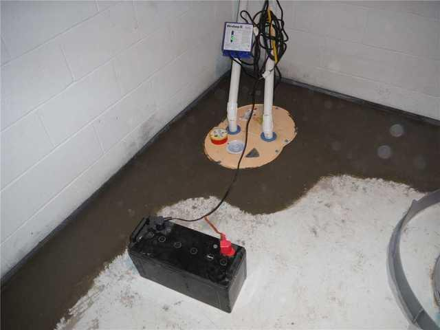 Super Sump Sump Pump Installation in Haslett, MI