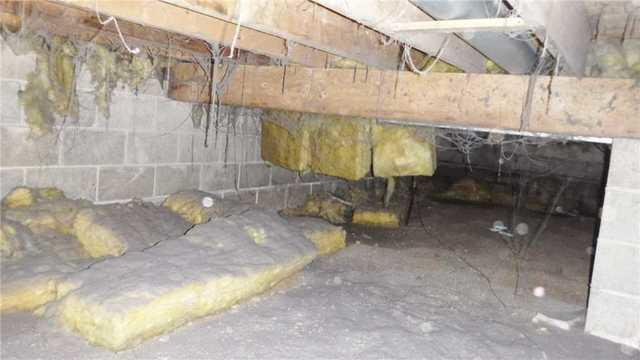 CleanSpace Dries Out an Ellsworth, MI Crawl Space