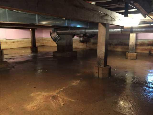 CleanSpace Protects White Cloud, MI Crawl Space
