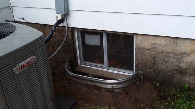 Six New Windows for a Three Rivers, MI Basement