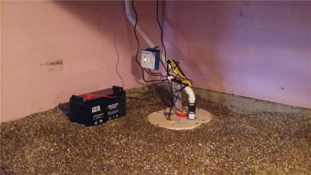 A Proven Sump Pump System in Gladwin, MI