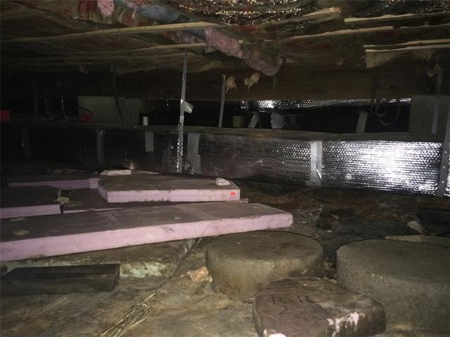 CleanSpace Saves a Lake House Crawl Space in Haslett, MI