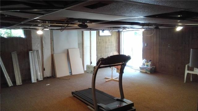 Jackson, MI Basement Finished with EverLast and ThermalDry