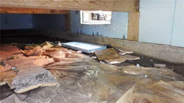 No More Leaks in a Levering, MI Crawl Space