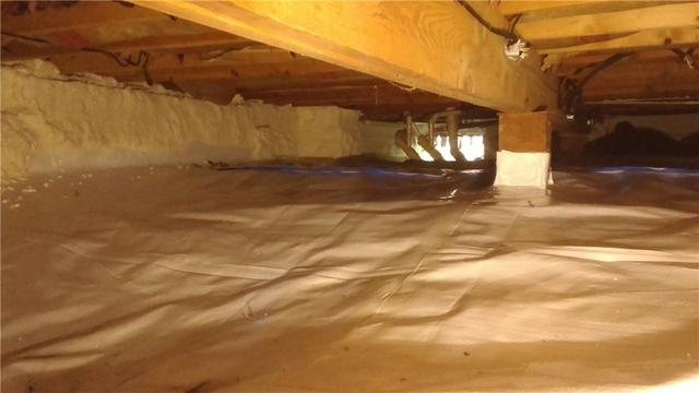 CleanSpace Prevents Future Leaks in Northport, MI Cottage