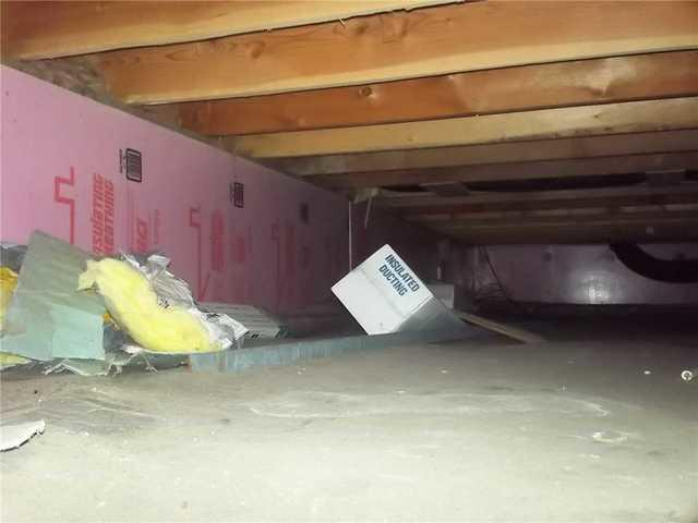 CleanSpace Dramatically Enhances the Look of a Spring Lake, MI Crawl Space