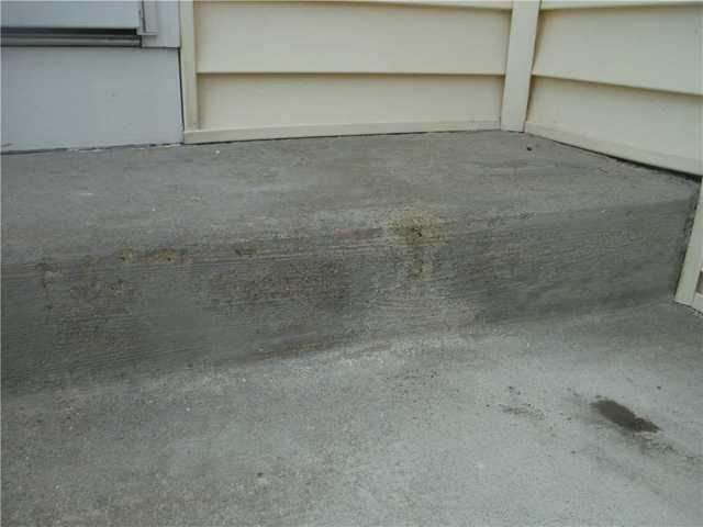 PolyLevel Repairs Front Steps in East Leroy, MI