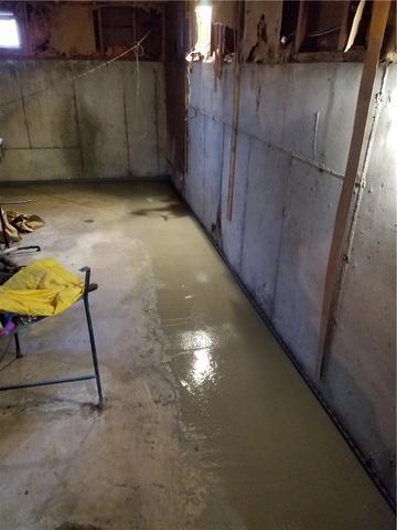 Benton Harbor Basement Dry Thanks to WaterGuard