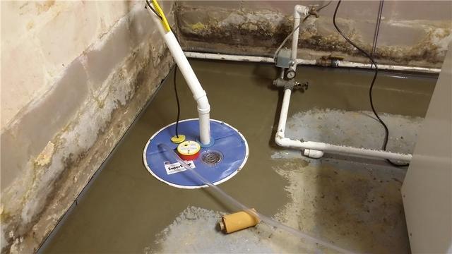 Waterproofing a Basement in Holland, MI