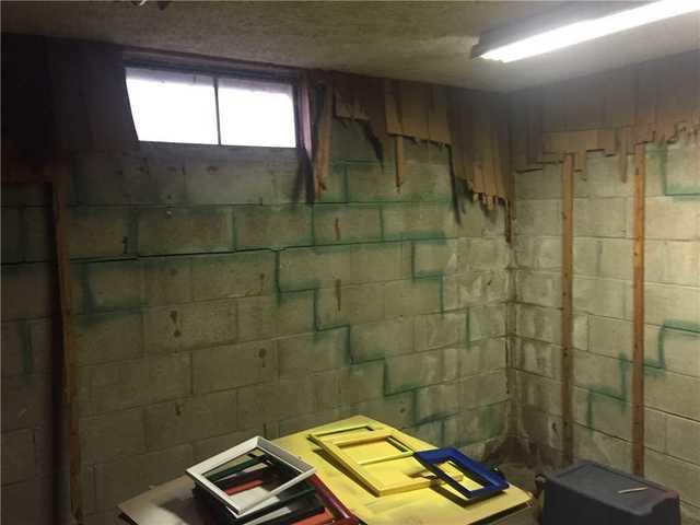 Wall Anchors Stabilize Bowing Block Walls in Benton Harbor